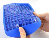 Gelato di gomma Moled (XY-KW-ML-125) di Moled del cioccolato del silicone dell'articolo da cucina del silicone di griglia del cassetto 160 del cubo di ghiaccio