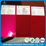 Красная краска порошка для оборудования пригодности