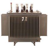 Trasformatore a bagno d'olio di energia elettrica di serie a tre fasi di Doppio-Bobina S11