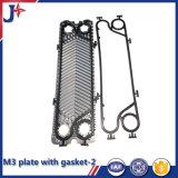 Sostituire il piatto M3 per lo scambiatore di calore del piatto con SS304/SS316L fatto in Cina