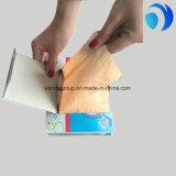 Ворсистый LDPE Biodegradable устранимый кладет мешки в мешки мамы