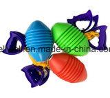 Gioco bilaterale di attività del cursore della sfera del giocattolo di coordinazione per la famiglia