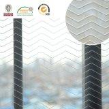 Tessuto sexy trasparente 2017 del merletto di Caldo-Vendita per il pannello esterno/accessori per il vestiario/rivestimento 175