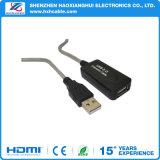 Alta velocidad de transferencia de carga colorido línea trenzada Micro / iPhone USB