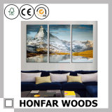 Collage Landscape Canvas Printing for Wall Decoration