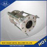 Type de dépliement d'équilibre de pression de forme joint de dilatation comme pompe