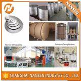 cerchio di alluminio antiaderante di colore laminato a caldo del rivestimento 1050 1070 1100 3003