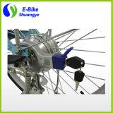 batteria di litio 36V 24 bici elettriche della città di pollice