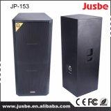 600W verdoppeln 15 Fachmann PA-Systems-AudioTonanlage-Lautsprecher