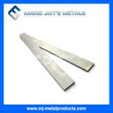 Stroken van het Carbide van het Carbide van het wolfram de Stroken Gecementeerde