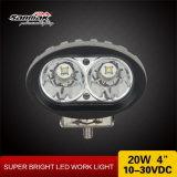 """Luz de trabalho LED de alta potência de 4 """"20watt para empilhadeira"""