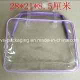 PVCジッパーの閉じるギフトのパッキング袋