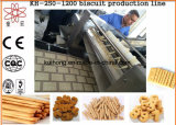 Finger Biscuit Machine Kh 400の普及した女性