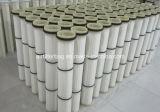Cartucho de filtro de fibra de Nano para colector de polvo