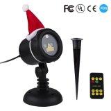 Modelos únicos para la luz laser de la animación verde roja de la Navidad con las luces laser de la Navidad al aire libre impermeable de la función