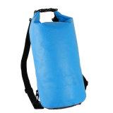 Zaino impermeabile leggero & durevole per le attività esterne - sacchetto asciutto del sacchetto del PVC