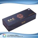 Kundenspezifisches Papppapier-Verpackungs-Geschenk/Tee-/Schokoladen-/Kaffee-Kasten (xc-hbt-001)