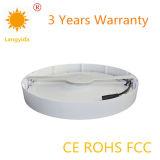 Blanco puro solar del panel del fabricante 24W de China para de interior