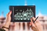 Le dernier écran LCD électronique de dessin numérique et de tablette d'écriture