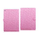 iPad 공기 2 다이아몬드 가죽 손가락으로 튀김 케이스 Kickstand 지갑 덮개