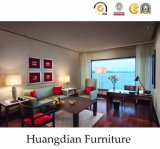 良質(HD019)の優雅な木のホテルの家具