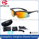 New Man Cycling Eyewear Custom Brand Logo Paddleball Sunglass Verres à vélo en plein air Bicycle Bike UV400 Sports Sun Glass
