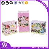 Rectángulo de regalo de papel cosmético de la joyería de encargo de Cardboad Packging Prefume