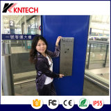 Связанный проволокой авиапорт системы внутренней связи, крен, лифт, метро, строя Knzd-16