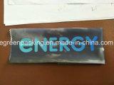 Soem-Wärmeübertragung-Drucken Microfiber Glas-Putztuch-einzelne Verpackung