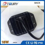 CREE Auto Light 18W Factory para carro motor LED Work Lamp