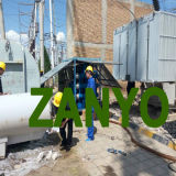 Zyd-ii het Ontgassen van de Olie van de Transformator de Machine van de Zuiveringsinstallatie