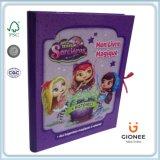 Une suite de petits livres à couverture rigide pour les enfants