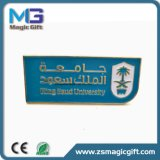Qualitäts-fördernder Geschenk-Messing, der weichen Decklack-Hemd-ReversPin stempelt