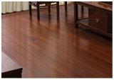 Suelo de madera africano impermeable natural de Okan con la certificación de la ISO