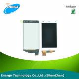 タッチ画面、小型ソニーZ3のためのLCDが付いているソニーXperia Z3小型LCDのスクリーンのためのスマートな電話アクセサリLCDスクリーン