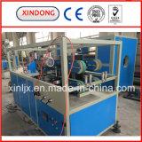 Tuyau de 18-60mm de PVC à double ligne de production de l'extrudeuse en plastique