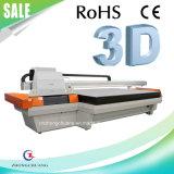 Impressora plana de tamanho grande de 2,5 m com cabeças Spt