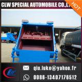 공장 판매 3 6 8 10 Cbm 패물 압축 트럭, 쓰레기 쓰레기 압축 분쇄기 트럭