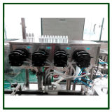 4 têtes remplissantes pour les pompes d'alimentation liquides d'E