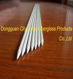 Postes de soporte de fibra de vidrio, estaca de soporte, poste de soporte afilado