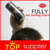 Fibra de cabelo orgânica de queratina por atacado Fibras de construção de cabelo completamente