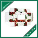 물결 모양 과일 상자, 버찌 과일 포장 상자 (FP020009)