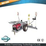 Nuevo laser concreto del suelo que nivela la máquina