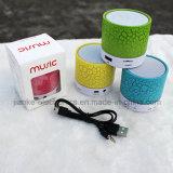 Haut-parleur sans fil rechargeable d'USB DEL Bluetooth avec le logo estampé (572)