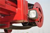 Plate-forme de forage facile de puits d'eau d'installation avec le moteur diesel 4bt