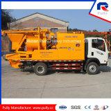 Bomba de mistura concreta montada caminhão com o misturador Js500 para a venda (JBC40)