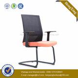Présidence noire ergonomique de bureau de contact de maille (HX-YY004)