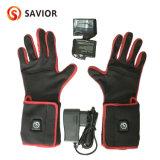 Super Slim 3 niveaux de chauffage Batterie rechargeable Liners à gants chauffants (Unisexe)