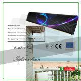 Calentador infrarrojo 1000W-3200W del patio del uso del jardín