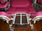 Vector ginecológico de la examinación del hospital del color de rosa del &ISO del Ce AG-C101A01